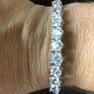 Lia Sophia tennis bracelet